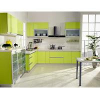 Buy cheap Home Complete Kitchen Cabinet Set for Apartment Villa Projects Customized Panel Board from wholesalers