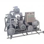 Buy cheap JZJ (Q) Y cement water seal vacuum pump pump mud vacuum from wholesalers