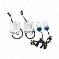Buy cheap Auto HID Xenon Bulb Kit with Canbus Ballast, Water- and Shock-resistant from wholesalers