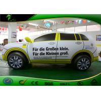 Wholesale Custom Logo Car Shaped Inflatable Model / Inflatable Car Replica For Promotion from china suppliers