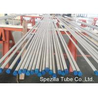 Wholesale Pickled / Annealed Stainless Steel Tubing , 316l Stainless Steel Tubing Seamless from china suppliers