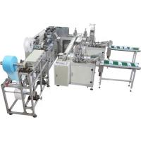 Buy cheap 1.5kw Semi Auto Face Mask Machine With Ear Loop Welding Conveyor System from wholesalers
