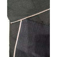 Buy cheap 13.2oz Red Selvage Corduroy Cotton Soft Touch Navy Denim Fabric W2992-2 from wholesalers