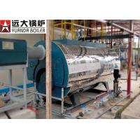 Buy cheap 2Tph Diesel Oil Fire Tube Steam Boiler Low Pressure For Brewery Factory from wholesalers