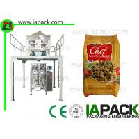 Automatic Vertical Packing Machine 500g Pet Food Packing Machine up to 90 packs per min Manufactures