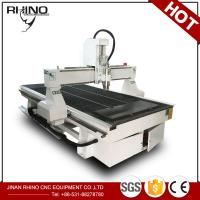 Buy cheap High Precision CNC Router Machine For Wood , Yaskawa Servo Motor Industrial CNC Router from wholesalers