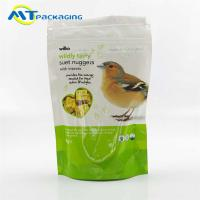Wholesale Gravure Printing Pet Food Packaging Bags For Birds Accept Customized Logo from china suppliers