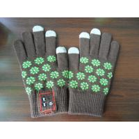 Wholesale hi call glove, screen touch glove, handfree and waterproof screen touch glove from china suppliers