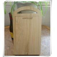 Buy cheap custom made rectangular wooden cutting board bamboo beech wood birch wood type from wholesalers