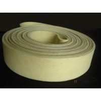 Buy cheap Heat Resistance Seamless Nomex Belt Needle Punched Sublimation Conveyor Belt from wholesalers