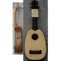 """Wholesale 21""""  concert Ukulele Spruce solidwood four string guitar high quality AGUL22 from china suppliers"""