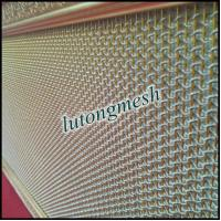 Buy cheap Anping Decorative Metal mesh for stair protective mesh from wholesalers