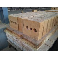 Buy cheap Shaped Insulating Fire Clay Brick Refractory For Pizza Oven / Blast Furnaces from wholesalers