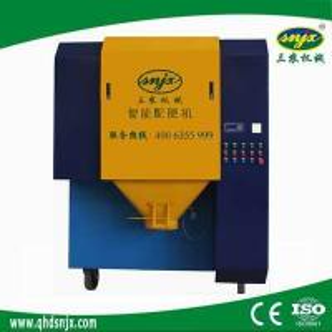 Mini Mobile Fertilizer Batching and Blending machine (machinery-farm machinery-fertilizer machinery)