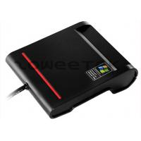 Buy cheap USB ID - Single Contact Smart Card Reader  Support ATM / CAC Card & other IC Cards(ZW-12026-2-Black)  from wholesalers