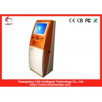 Buy cheap Self Service Bill Payment Kiosk With Multi Touch Screen Frame For Sim Card Vending Machine from wholesalers