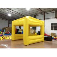 China Sports Inflatable Party Tent Oxford material Festival Large Inflatable Tent Digital Printed for commercial show on sale