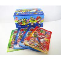 Wholesale Super Mario CC Stick Candy With Lovely 3D Super Mario Pictures Toy Candy from china suppliers
