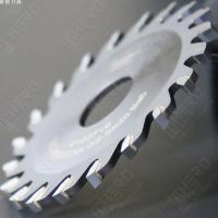 Buy cheap Circular Disc Grooving Saw Blade Laser Logo Printable Super Silent Line from wholesalers