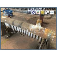 Buy cheap High Efficiency Manifold Headers Heat Exchange Power Station Plant Boiler Parts from wholesalers