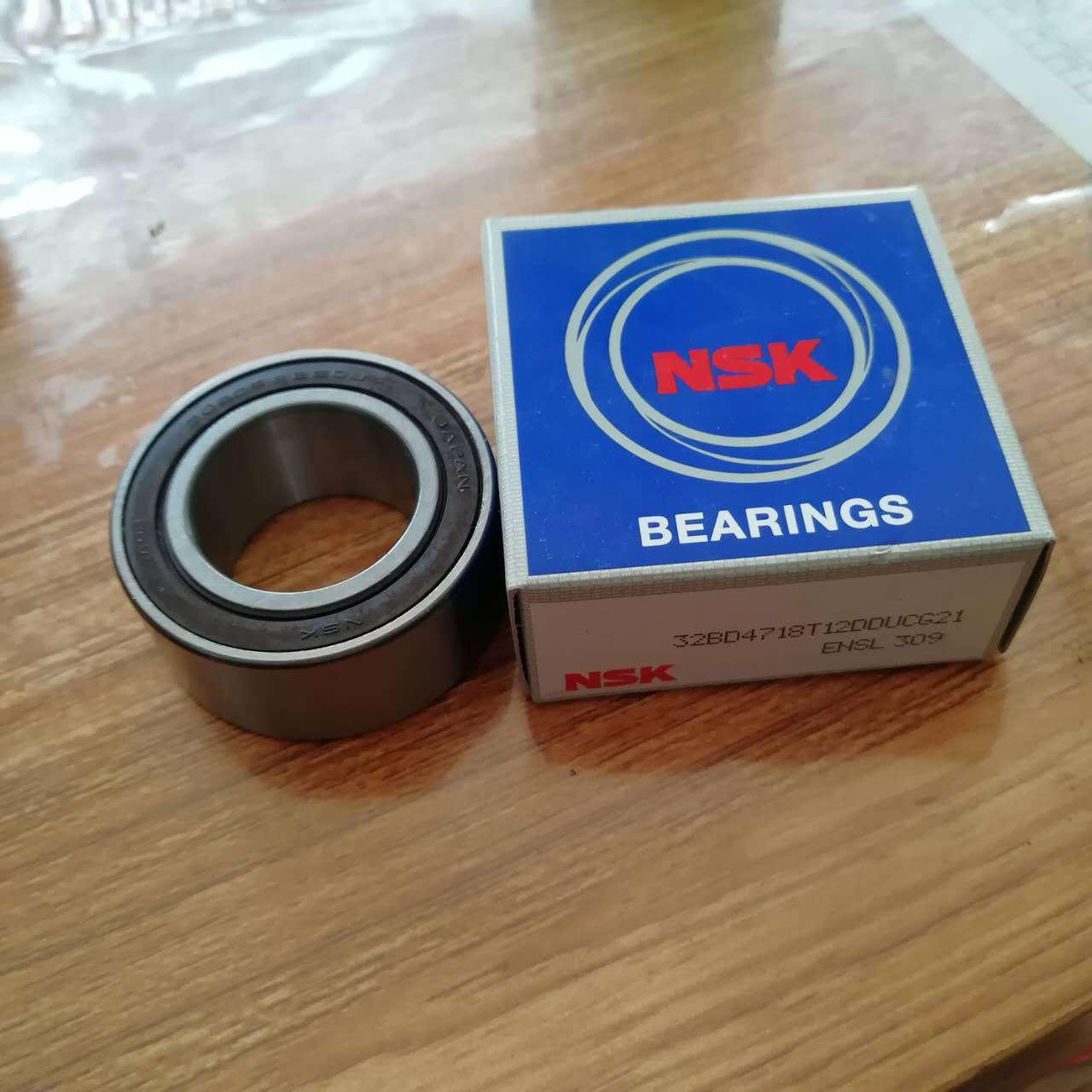 Buy cheap Auto High Speed Air Con Pump Bearings , 32BD4718 NSK Magnetic Clutch Bearing from wholesalers