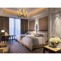 Buy cheap Custom Made High End Classic Hotel Bedroom Furniture Sets MDF Or Plywood Basic Material from wholesalers