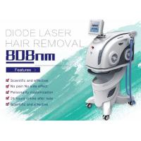 Buy cheap Painless Permanent 808nm Diode Laser Hair Removal Machine Beauty equipment from wholesalers