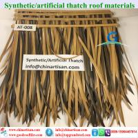 Wholesale wholesale plastic palm artificial synthetic palm thatch tiki hut palapa 54 from china suppliers