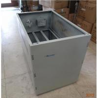 Wholesale ROHS UPS Battery Cabinet , A10 Telecom Cabinet With 10units Batteries Inside from china suppliers