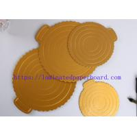 Buy cheap Factory  Price Champagne Gold PET Metallic Foil Paper for Cake Board/ Packaging Box from wholesalers
