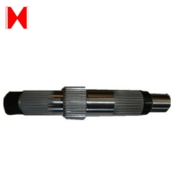 Buy cheap Alloy Steel Cast Iron Open Die 100mm Forging Shaft from wholesalers