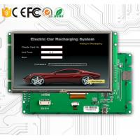 Buy cheap High Brightness 6.5'' LCD Touch Screen Kits With PCB Board And HMI MCU from wholesalers