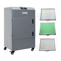 Buy cheap 450W industrial fume extractor hire for welding , CE Certification from wholesalers