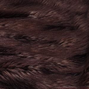 China Peafowl Plush, High Pile Jacquard Fake Fur (DKQ005) on sale