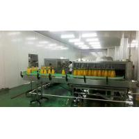 Buy cheap 350ml to 1000ml Fruit juice filling production line/ bottling machine for juice from wholesalers