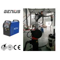 Buy cheap Small CO2 Welding Robot , Automated Welding Machine With Compatible Fixtures from wholesalers