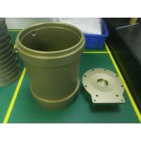 Buy cheap High Performance CNC Motor Parts Electric Water Pump Accessories Anodizing from wholesalers