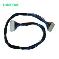 Buy cheap Molex 43025-2400 24 pin connectors male to female machinery wire harness from wholesalers
