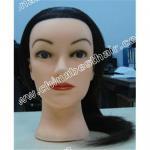 Buy cheap Human hair training head from wholesalers