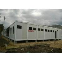 Buy cheap 20 Ft Prefab Smart Prefab Container Homes Removable Modular Tiny Prefab Homes from wholesalers