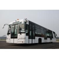 Wholesale Adjustable Seat Airport Transfer Bus , Front Axle MERCEDES BENZ 733.W14 Left Hand Drive Bus from china suppliers