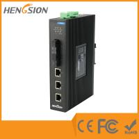 Wholesale Industrial Unmanaged EIB05-3E-2F 5 Port Network Switch 2 Megabit FX Poe Ethernet Switch from china suppliers