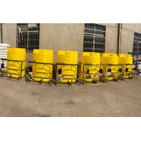 Buy cheap 220 Gallon Commercial Chemical Dosing Tank For Closed Loop Chilled Water Circulation Piping System from wholesalers