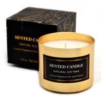 Buy cheap Bulk Scented Metal Jar Candles from wholesalers