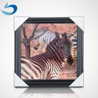 Buy cheap Custom Posters 3 Dimensional Pictures 40x40 Cm Giraffe Large Size from wholesalers