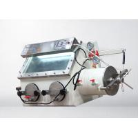 Buy cheap Stainless Steel Vacuum Glove Box Using For Lithium Baterry Laboratory from wholesalers