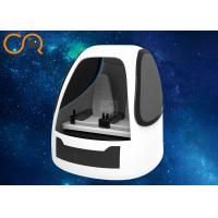 Buy cheap Space Capsule Virtual Reality Simulator Two Players With 4 Special Effects from wholesalers