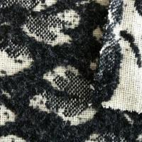 Buy cheap Wool/Poly Jacquard Fabric for Coat, with 57/58 Inches Width from wholesalers