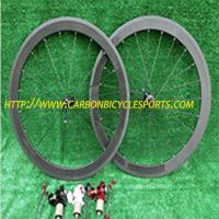 Buy cheap carbon wheel for road carbon bike 50mm from wholesalers