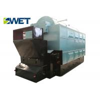 Buy cheap Energy Saving Industrial Biomass Boiler , Durable Coal Fired Domestic Boilers from wholesalers